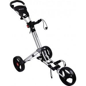 FastFold FastFold Trike 2.0 Golf Trolley - Silver Black