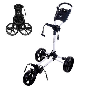 FastFold FastFold Slim Golftrolley - Wit