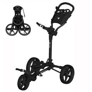 FastFold FastFold Slim Golf Trolley - Charcoal