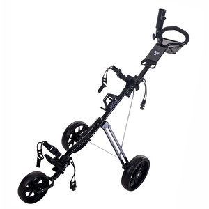 FastFold FastFold Force Golf Trolley - Black