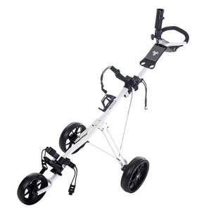 FastFold FastFold Force Golf Trolley - White