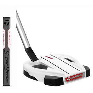 TaylorMade TaylorMade Spider EX Ghost - Slant Putter 2021 - White