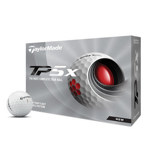 TaylorMade TaylorMade TP5x Golfballen 2021 - Dozijn / 12 stuks