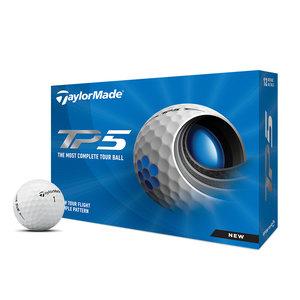 TaylorMade TaylorMade TP5 Golfballen 2021- Dozijn / 12 stuks