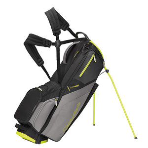 TaylorMade TaylorMade Flextech Stand Bag 2021 - Black Neon Lime