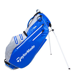 TaylorMade TaylorMade Flextech Waterproof Stand bag 2021 - Royal Silver
