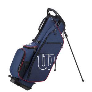 Wilson Wilson ProStaff II Standbag - Blauw Rood