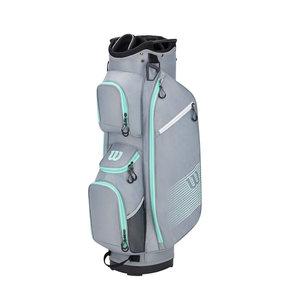 Wilson Wilson Prostaff Ladies Cart Bag - Grey Jade