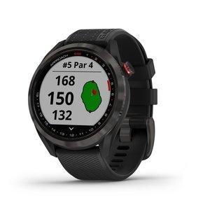 Garmin Garmin Approach S42 Premium GPS Golfhorloge -  Zwart