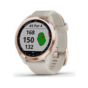Garmin Garmin Approach S42 Premium GPS Golfhorloge -  Rose Goud