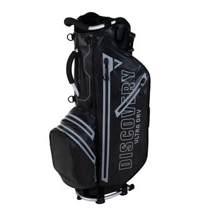 """FastFold FastFold Discovery Waterproof 9,5"""" Stand Bag - Black"""