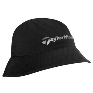 TaylorMade TaylorMade Storm Bucket Cap (Size L-XL) - Black