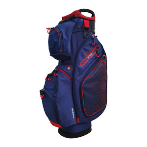 FastFold FastFold Star Cart Bag - Navy Red