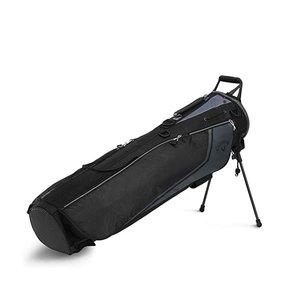 Callaway Callaway Carry Plus Double Strap Pencil Bag - Zwart Charcoal
