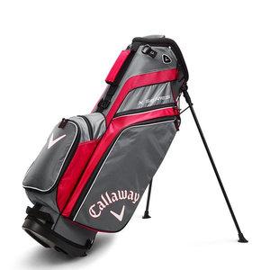 Callaway Callaway X-Series Stand Bag - Red Titanium White