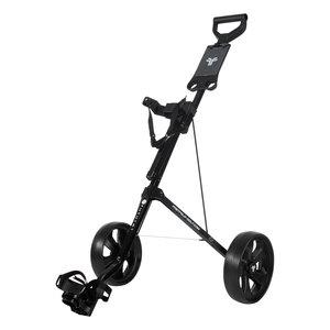 FastFold FastFold Future 1 Golftrolley - 2-wiels Zwart