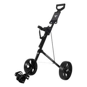 FastFold FastFold Future 1 Junior Golftrolley - 2-wiels Zwart