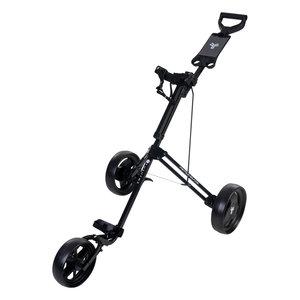 FastFold FastFold Future 2 Junior Golftrolley - 3-Wiels Zwart