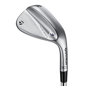 TaylorMade TaylorMade Milled Grind 3 Wedge (steel shaft) 2021 - Chrome