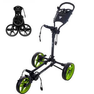 FastFold FastFold Slim Golftrolley - Charcoal Groen