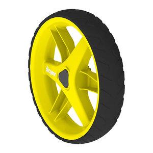 Clicgear Clicgear Wielenset Voor Clicgear Trolley (3 wielen) - Geel