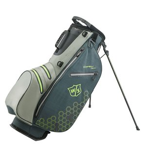 Wilson Wilson Staff Dry Tech II Waterproof Stand Bag - Grey