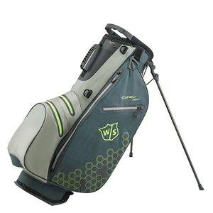Wilson Wilson Staff Dry Tech II  Waterproof Standbag - Grijs