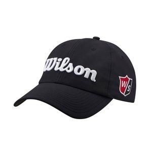 Wilson Wilson Staff Pro Tour Cap - Black White