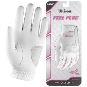 Wilson Wilson Feel Plus Ladies Golfhandschoen (Rechtshandige Golfers)