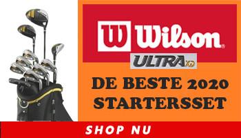 Wilson X31 Complete Golfsets