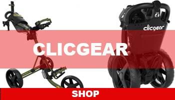 Bekijk de Clicgear trolleys op GolfDriver.nl