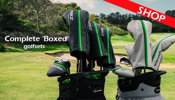 Take a look at our starter golf sets!