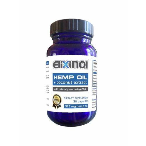 Elixinol CBD Olie 450 mg 30 Capsules