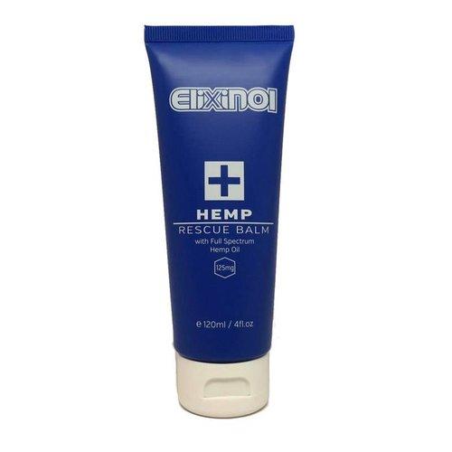 Elixinol CBD Hennep Balsem 125 mg