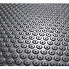 Anti- Ermüdungsmatte ( Gummimatte mit Noppen ), Größe 75 x 85 cm