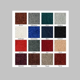 Einfarbige-Matten