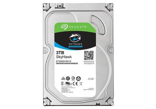 """Seagate 3TB 5.900 rpm 3.5"""" SATA SkyHawk HDD"""