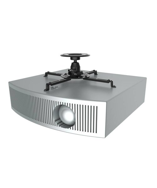 Neomounts NM-BC25BLACK Projector Ceiling Mount, height 13,5 cm