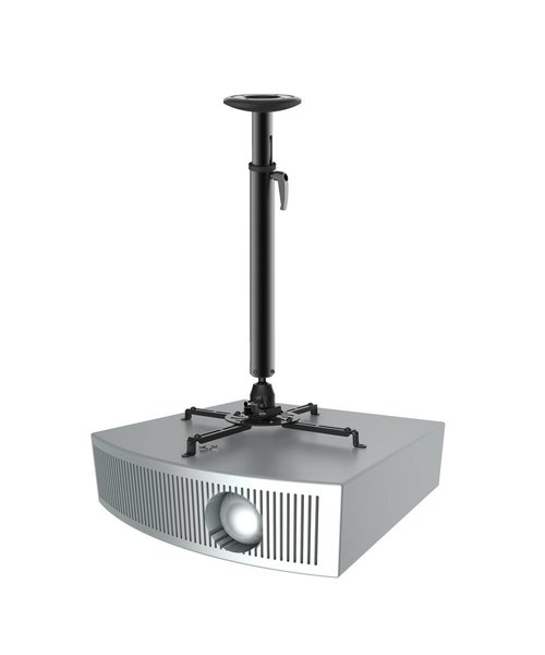 Neomounts NM-BC75BLACK Projector Ceiling Mount, 67-90 cm