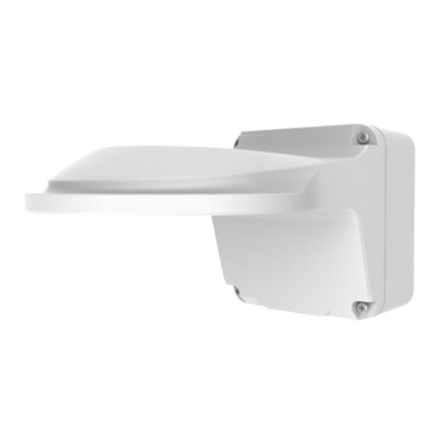 3-inch Fixed Dome Outdoor Wall Mount