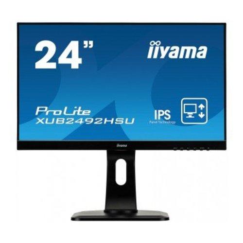 """IIyama 24"""" IPS LED 1920x1080 (HDMI, Display Port, VGA)"""