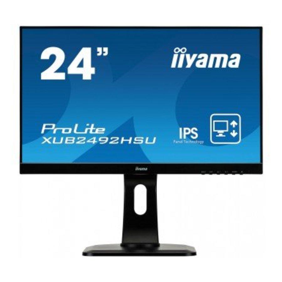 "24"" IPS LED 1920x1080 (HDMI, Display Port, VGA)"