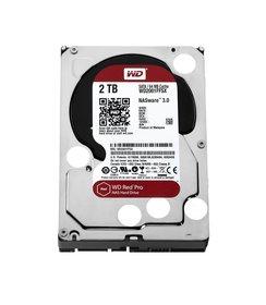 "2TB 7.200 rpm 3.5"" SATA 6 Gb/s, WD Red™ Pro"