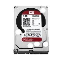 "3TB 7.200 rpm 3.5"" SATA 6 Gb/s, WD Red™ Pro"