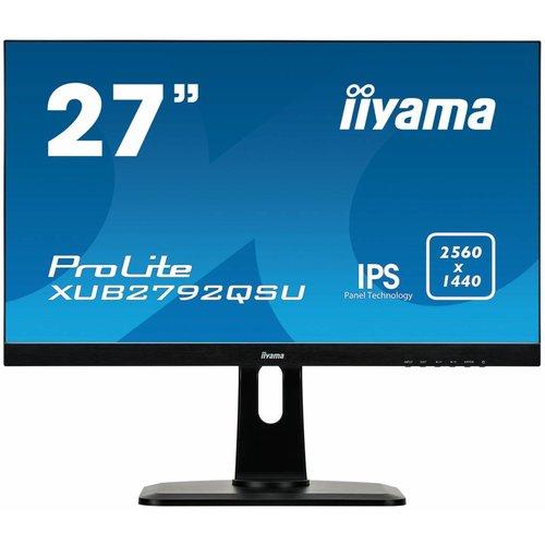 """IIyama 27"""" IPS LED 2560x1440"""