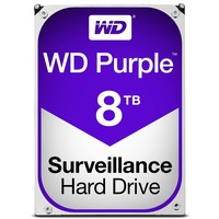 "8TB 3.5"" SATA Surveillance HDD Purple"