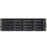 "19"" 3U - 16 Bay Hot Swap Server 680mm"