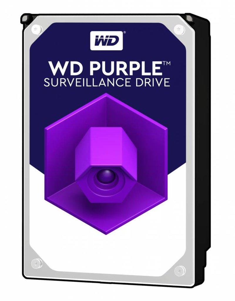 """Western Digital (WDC) 12TB 3.5"""" SATA Surveillance HDD Purple"""