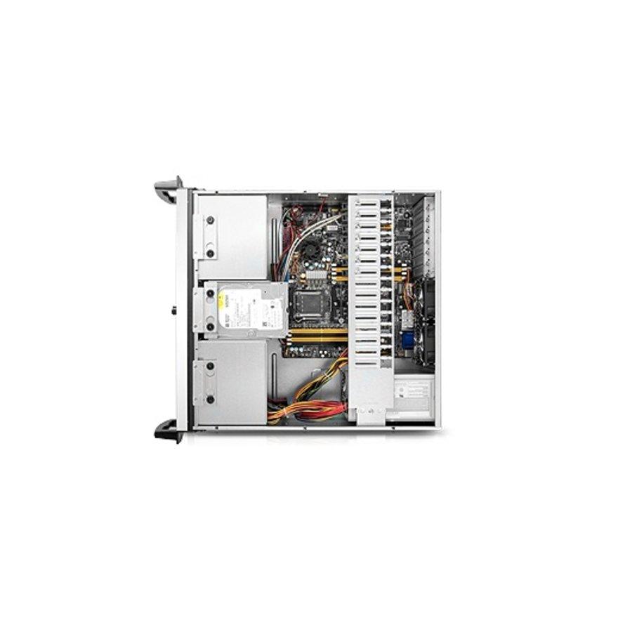 "19"" 4U-465mm VMS Server/NVR I7 2 x 1TB Surveillance"