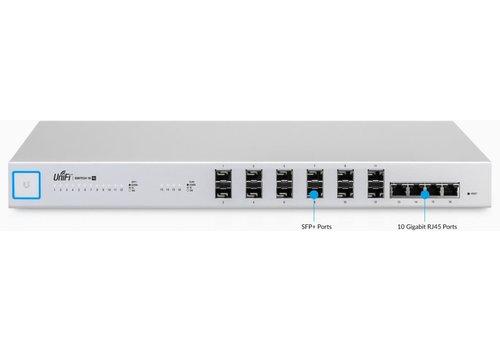 Ubiquiti US‑16‑XG, 10G 16-Port Managed Aggregation Switch